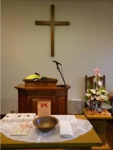 Xmas礼拝1