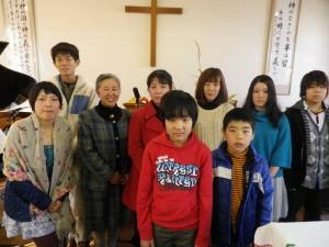 青年祝福礼拝6