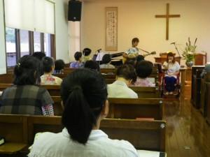夏の礼拝コンサート08
