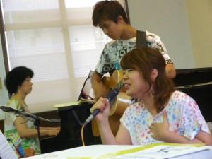 夏の礼拝コンサート03